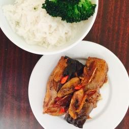 Cá kho gừng, Vietnamese