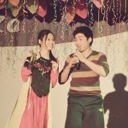 """A modern comedy based on a folklore - Hề pha một chút chèo """"Thị Mè lên trường"""", 2014"""