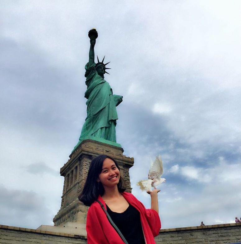 linh pmp liberty statue