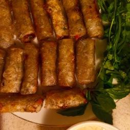 Nem rán - Fried Spring roll, Vietnamese