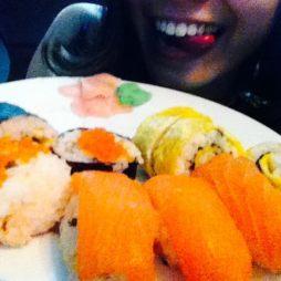 Sushi, Japanese