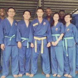 VoVinam - Vietnamese martial arts, 2013